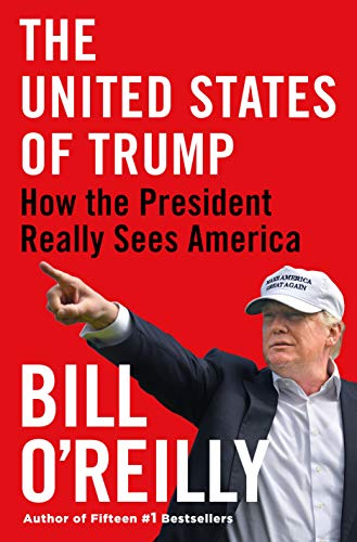 The United States of Trump  - Book Cover Image