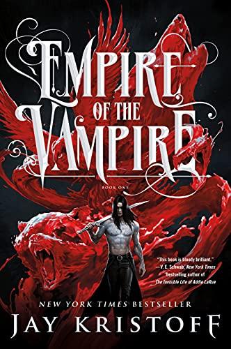 Empire of the Vampire  - Book Cover Image