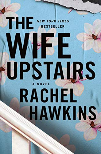 The Wife Upstairs  - Book Cover Image