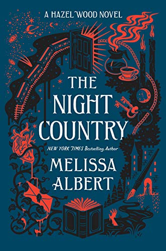 The Night Country   - Book Cover Image