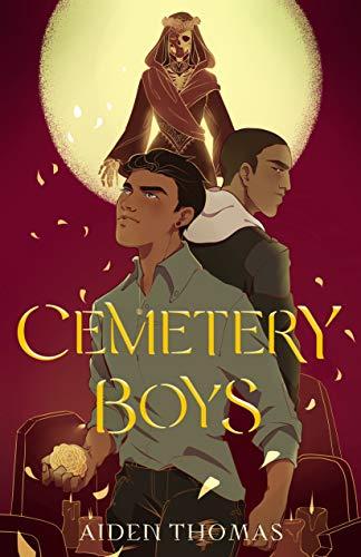 Cemetery Boys   - Book Cover Image