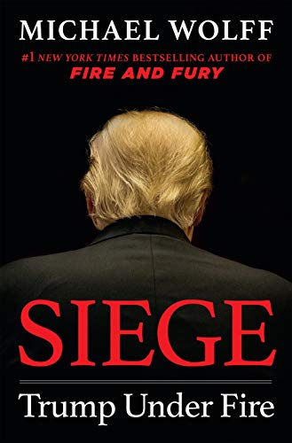 Siege  - Book Cover Image