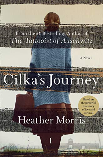 Cilka's Journey  - Book Cover Image