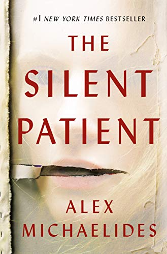 The Silent Patient  book cover image