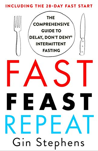 Fast. Feast. Repeat.   - Book Cover Image