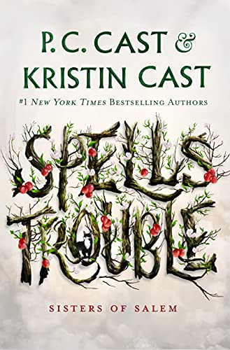 Spells Trouble   - Book Cover Image