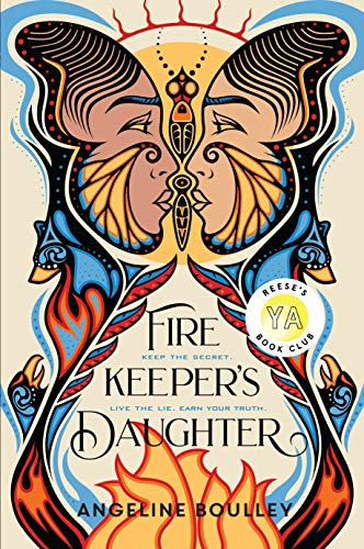 Firekeepers Daughter   - Book Cover Image