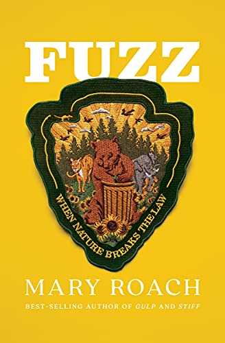 Fuzz:When Nature Breaks the Law - Book Cover Image