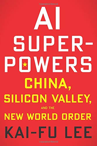 AI Superpowers  - Book Cover Image