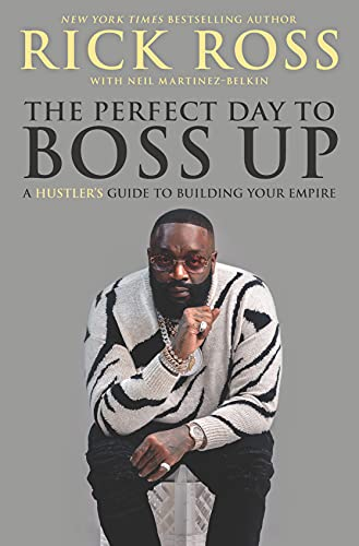 The Perfect Day to Boss Up  - Book Cover Image