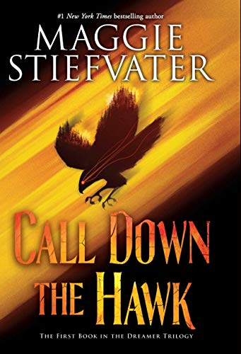 Call Down the Hawk   - Book Cover Image