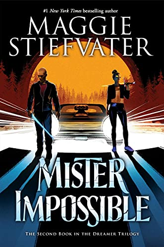 Mr. Impossible   - Book Cover Image