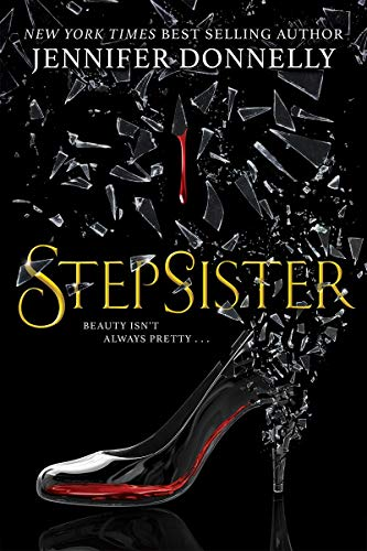 Stepsister   - Book Cover Image