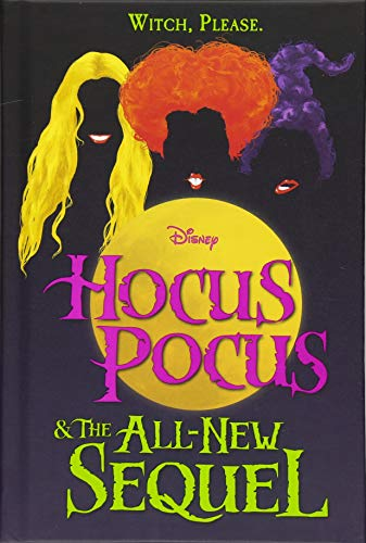Hocus Pocus and the All-New Sequel   - Book Cover Image