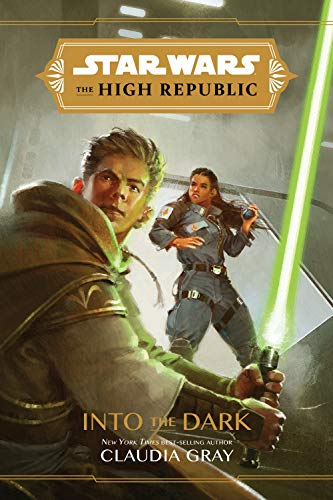Star Wars:  Into the Dark   - Book Cover Image