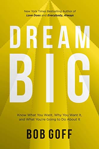 Dream Big  - Book Cover Image