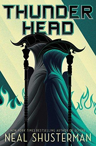 Thunderhead   - Book Cover Image