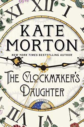 The Clockmaker's Daughter  book cover image