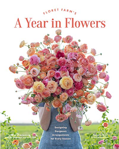 Floret Farm's A Year in Flowers  - Book Cover Image
