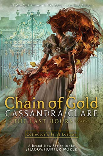 Chain of Gold   - Book Cover Image