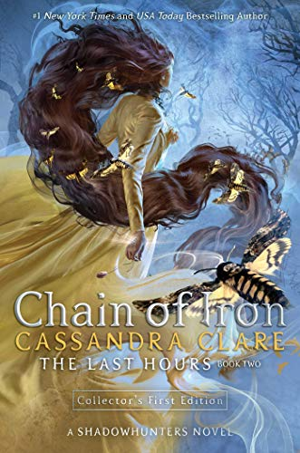 Chain of Iron   - Book Cover Image