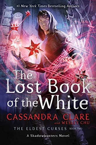 The Lost Book of the White   - Book Cover Image