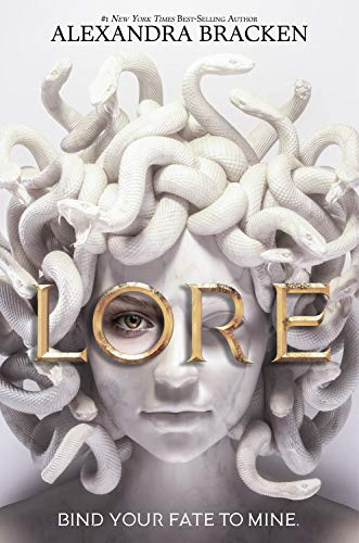 Lore   - Book Cover Image