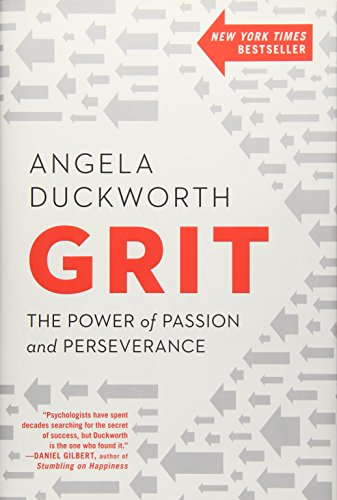 Grit  - Book Cover Image