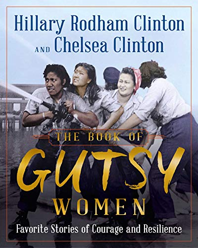 The Book of Gutsy Women  - Book Cover Image