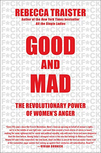 Good and Mad  - Book Cover Image
