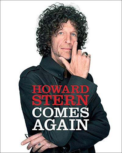 Howard Stern Comes Again  - Book Cover Image