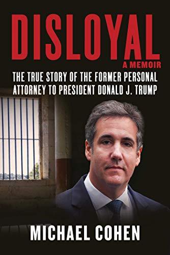 Disloyal  - Book Cover Image