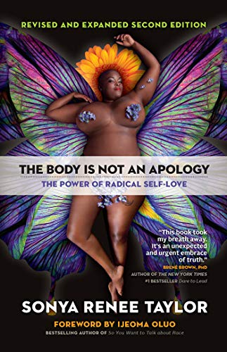 The Body Is Not an Apology  Second Edition  - Book Cover Image