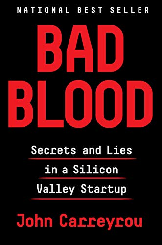 Bad Blood book cover image