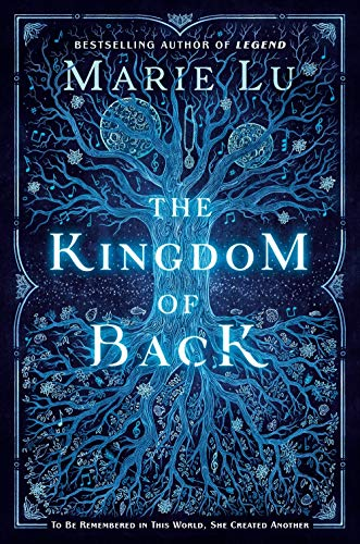 The Kingdom of Back   - Book Cover Image