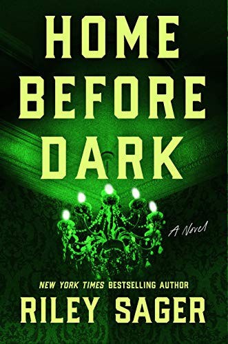 Home Before Dark  - Book Cover Image