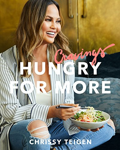 Cravings:  Hungry for More  - Book Cover Image