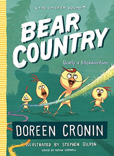 Bear Country:  Bearly a Misadventure