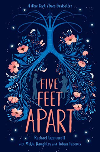 Five Feet Apart   - Book Cover Image