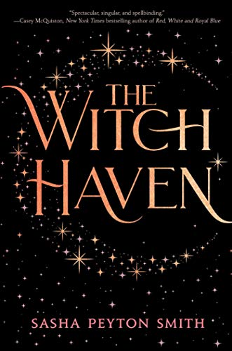 The Witch Haven   - Book Cover Image