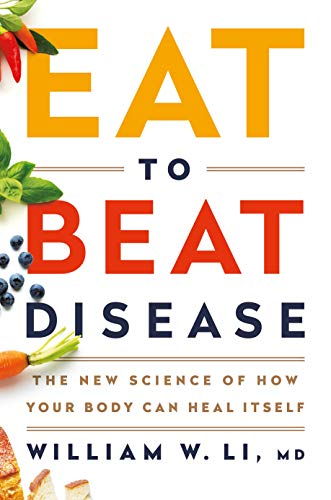Eat to Beat Disease  - Book Cover Image
