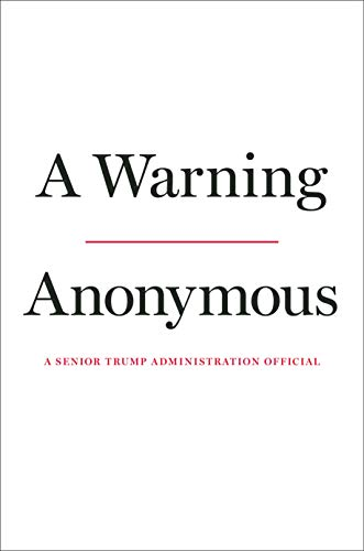 A Warning  - Book Cover Image