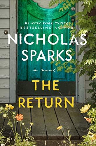 The Return  - Book Cover Image