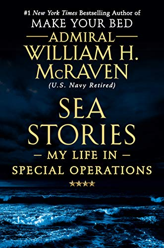 Sea Stories  - Book Cover Image