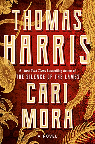 Cari Mora  book cover image