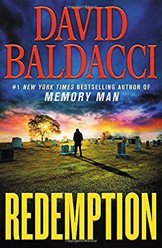 Redemption  book cover image