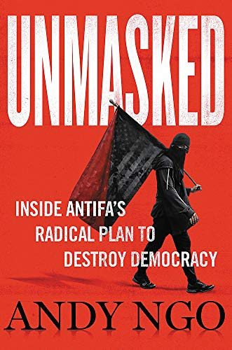 Unmasked  - Book Cover Image