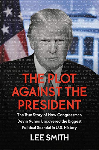 The Plot Against the President  - Book Cover Image