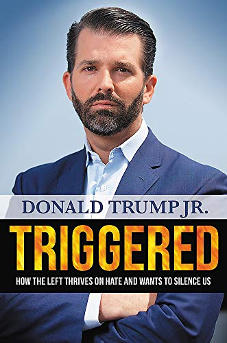 Triggered  - Book Cover Image