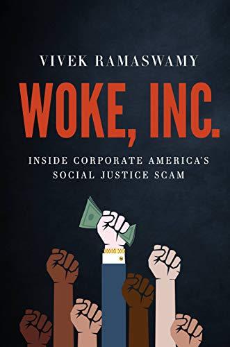 Woke, Inc  - Book Cover Image